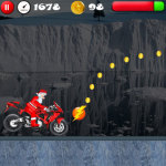Santa Stunt Rider screenshot 3/3