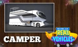 Educational Game Real Vehicles screenshot 2/6