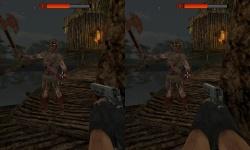 VR Deadland Zombies Combat screenshot 2/4