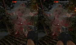 VR Deadland Zombies Combat screenshot 3/4