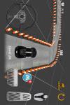 GPI Police Parking 3D Deluxe screenshot 1/5