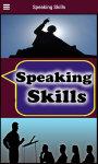 Speaking Skills screenshot 1/4