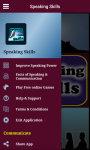 Speaking Skills screenshot 2/4