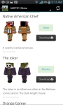 Skin Maker For Minecraft PE PC screenshot 6/6