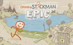 Draw a Stickman EPIC transparent screenshot 2/5