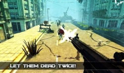 Zombie Reaper Zombie Game perfect screenshot 1/6
