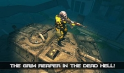Zombie Reaper Zombie Game perfect screenshot 2/6