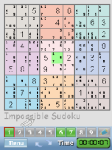 Impossible Sudoku screenshot 1/1