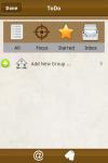 To Do App Gold screenshot 1/6