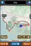 MotionX GPS screenshot 1/1