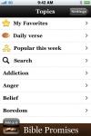 Bible Promises - ReignDesign screenshot 1/1
