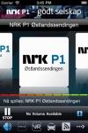 NRK Radio screenshot 1/1