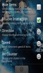 Blue Excorcist Live Wallpaper screenshot 3/5