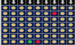 Connect four Game screenshot 2/2