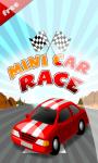 Mini Car Raceing screenshot 1/1