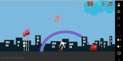 Fire Panda Run screenshot 2/3