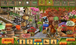 Free Hidden Object Games - Little Italy screenshot 3/4