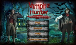 Free Hidden Object Games - Vampire Hunter screenshot 1/4