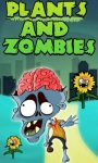 Plants and Zombies screenshot 1/1