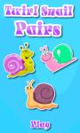 Twirl Snail Pairs screenshot 1/4
