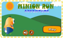 Minion Run Adventure screenshot 1/3