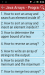 Java Examples screenshot 2/3