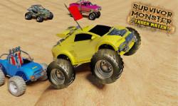 Survivor Monster Truck Match game screenshot 5/5