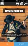 Music Finder Free screenshot 1/6