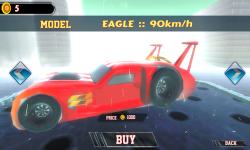 Extreme Super Car Drive 3D screenshot 2/6