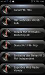 Radio FM Portugal screenshot 1/2