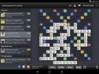 Wordfeud new screenshot 3/6