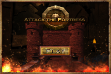 Attack The Fortress Gold screenshot 1/5