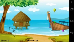 Balloon, Bow & Arrow screenshot 1/6