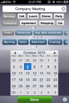 Smart Reminder: Quick and easy way for adding calendar events screenshot 1/1
