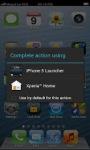 iPhone 5 Launcher(Lock Screen) screenshot 2/6
