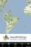 HealthMap: Outbreaks Near Me screenshot 1/1