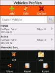 Fuel Tracking screenshot 3/4