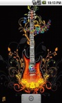 Abstract Guitar Live Wallpaper screenshot 1/5