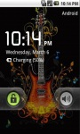 Abstract Guitar Live Wallpaper screenshot 4/5