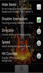 Abstract Guitar Live Wallpaper screenshot 5/5