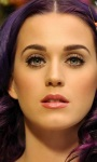 Live wallpapers Katy Perry screenshot 1/3