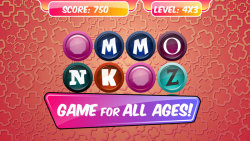 Memory Learning Game – Letters screenshot 1/5