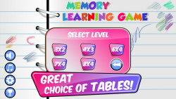 Memory Learning Game – Letters screenshot 4/5