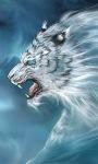 White Tiger LWP screenshot 3/3