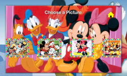 puzzle mickey mouse-sda screenshot 2/5