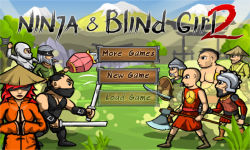 Ninja and Blind Girl 2 screenshot 1/6