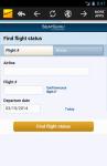 Flight Stats and Schedule screenshot 2/6