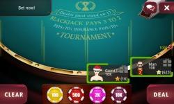 Blackjack Pro 21 Live screenshot 1/5