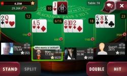 Blackjack Pro 21 Live screenshot 3/5