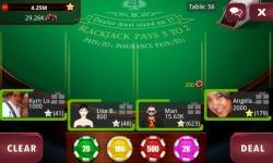 Blackjack Pro 21 Live screenshot 4/5